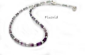 Fluorid Sterling Sulberkette