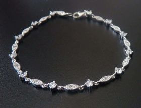 Sterling Silber Armband