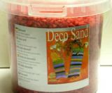 deco sand rot 3-6mm