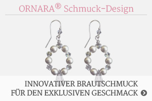 Ornara® edler Brautschmuck made in Germany