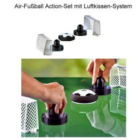 Action Set air Fussball