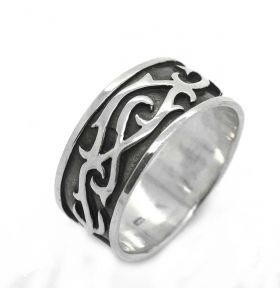Tribal Schmuck Ring