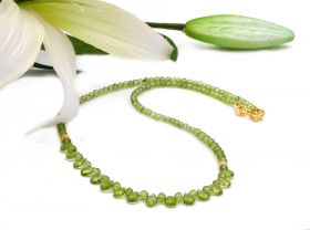 Peridot Collier beauty
