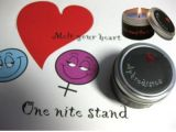 3 x Duftkerze one night stand in Dose